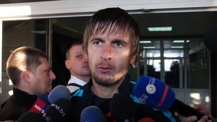 Тасевски: Ако искаме да станем шампиони, трябва да работим здраво