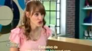 Soy Luna 2 - Хасмин казва на Луна и Нина, че Симбар са заедно - епизод 52 + Превод