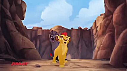 Пазител на лъвските земи - Sisi Ni Sawa ( С теб еднакви сме )