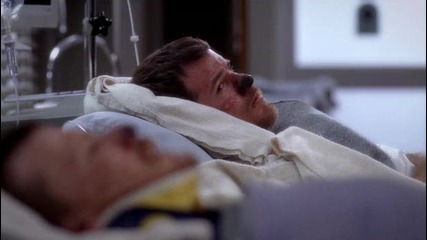 Grey's anatomy Анатомията на Грей Сезон 3 Епизод 24 част 1