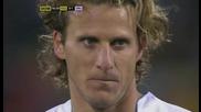 гол на Уругвай срещу Южна Африка 2:0 (forlan)
