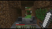 Minecraft Dual Survival ep2-пещерата