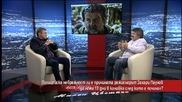 """Пламен Панев: Не е възможно полицаите да не са видели Захари Паунов -""""Часът на Милен Цветков"""""""