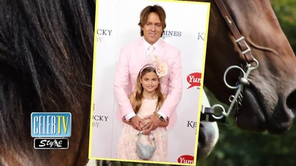 Anna Nicole Smith's Daughter Shines at Kentucky Derby!