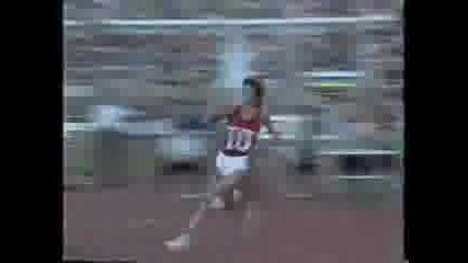 Стефка Костадинова 1987 - 209 см скок