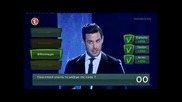 Super Buzz Greek Game Show 2015 (episode 01)
