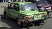 Съветски авто тунинг в Ссср