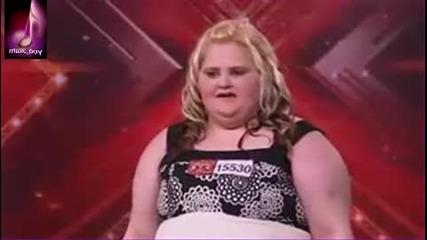 най - смешната участничка в American Idol 2009 (1 - ва част)