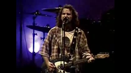 Pearl Jam - Immortality (live)