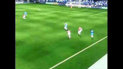 Fifa 09 - Be A Pro - goals