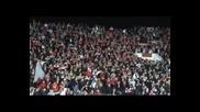 Сектор - Г (h) Цска - Бешикташ ..+страхотна Хореография Пеят Българския химн