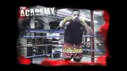 Muay Thai Training 5 - Knees