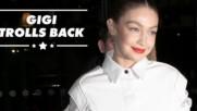Did Gigi Hadid falsely accuse a fan?