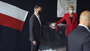 Poland: Duda casts ballot in second round of presidential elections