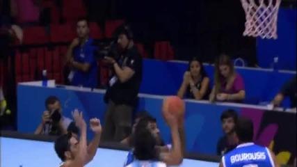 Латино страсти за мощната Гърция, Аржентина-Бразилия на осминафинал