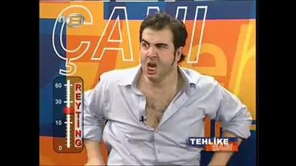 Sahan...tulin Ve Caner...komedi Valla...