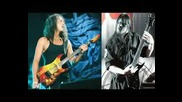 Kirk Hammet Vs Mick Thompson Guitar Riff And Solo Battle