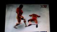 Wwe 2012 alberto del rio vs david otunga