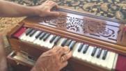 Samsara - Krishna Japa das harmonium lesson