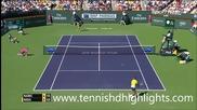Milos Raonic vs Rafael Nadal - Indian Wells 2015