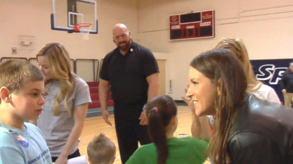 """Stephanie McMahon lends her voice to ESPN's """"Special Olympics: Game Changers"""""""