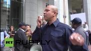 Духовенството се присъединява към протестите за Фреди Грей