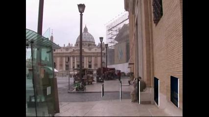 Папа Бенедикт XVI публикува трети том от биографията на  Христос
