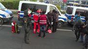 400 ареста преди конгреса на Алтернатива за Германия в Щутгарт
