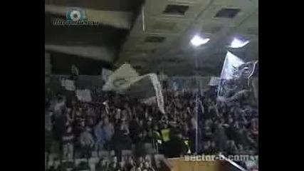 песен на Левски - Само сините (левски - Стяуа)