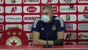Треньорът на БАТЕ: ЦСКА бе по-силен, отколкото очаквахме