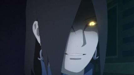 Boruto - Naruto Next Generations - 172 [вградени български субтитри]