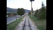 Заминаване от Калаврита към Диакофто