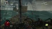 Смъртта на Blackbeard- Assassin's Creed 4 Black Flag