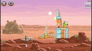 Angry Birds Нова поредица Епизод 2 (минавам само по 1 ниво)