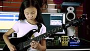 China Girl Liu Pinxi aka Yoyo Plays Mindblowing Guitar Ages 8 -10 - Youtube