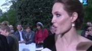Призив към Анджелина Джоли