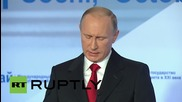 Russia: Assad willing to work with opposition against IS reveals Putin