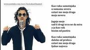 Aca Lukas - Vuk samotnjak - (Audio - Live 1999)