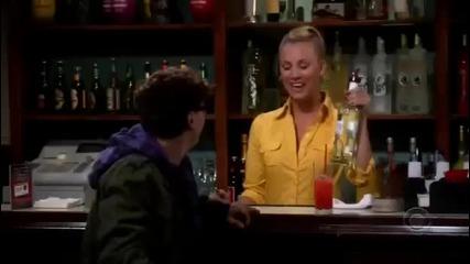 The Big Bang Theory Sheldon singings