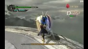 Devil May Cry 4 Pc gameplay Hq