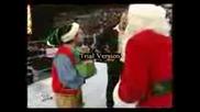 смях :d Wwe Boogeyman пребива Дядо Коледа и Елфът му