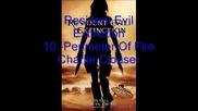 Resident Evil Extinction Score Soundtrack 10 Charlie Clouser - Perimeter Of Fire
