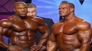 The 2011 Mr. Olympia Champion is ?