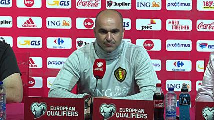 Belgium: Belgian Red Devils gear up for EURO qualifier against Russia