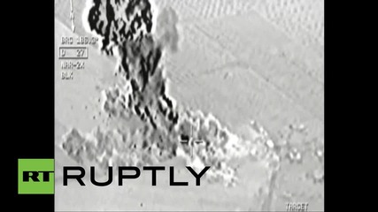Turkey: Turkish jets strike Islamic State targets inside Syria for first time