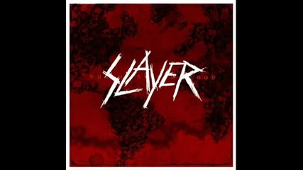 Slayer - Public Display Of Dismemberment ( World Painted Blood )