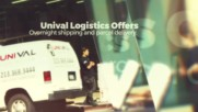 High Value Parcel Shipping and Insurance | Unival Logistics