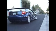 Зверски Тунинг Toyota calica
