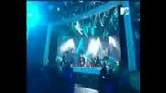 Christina Aguilera Live At Mtv Vma 2008
