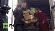 Русия: Сирене бива изгорено след разбиване на канал за незаконен внос на храни
